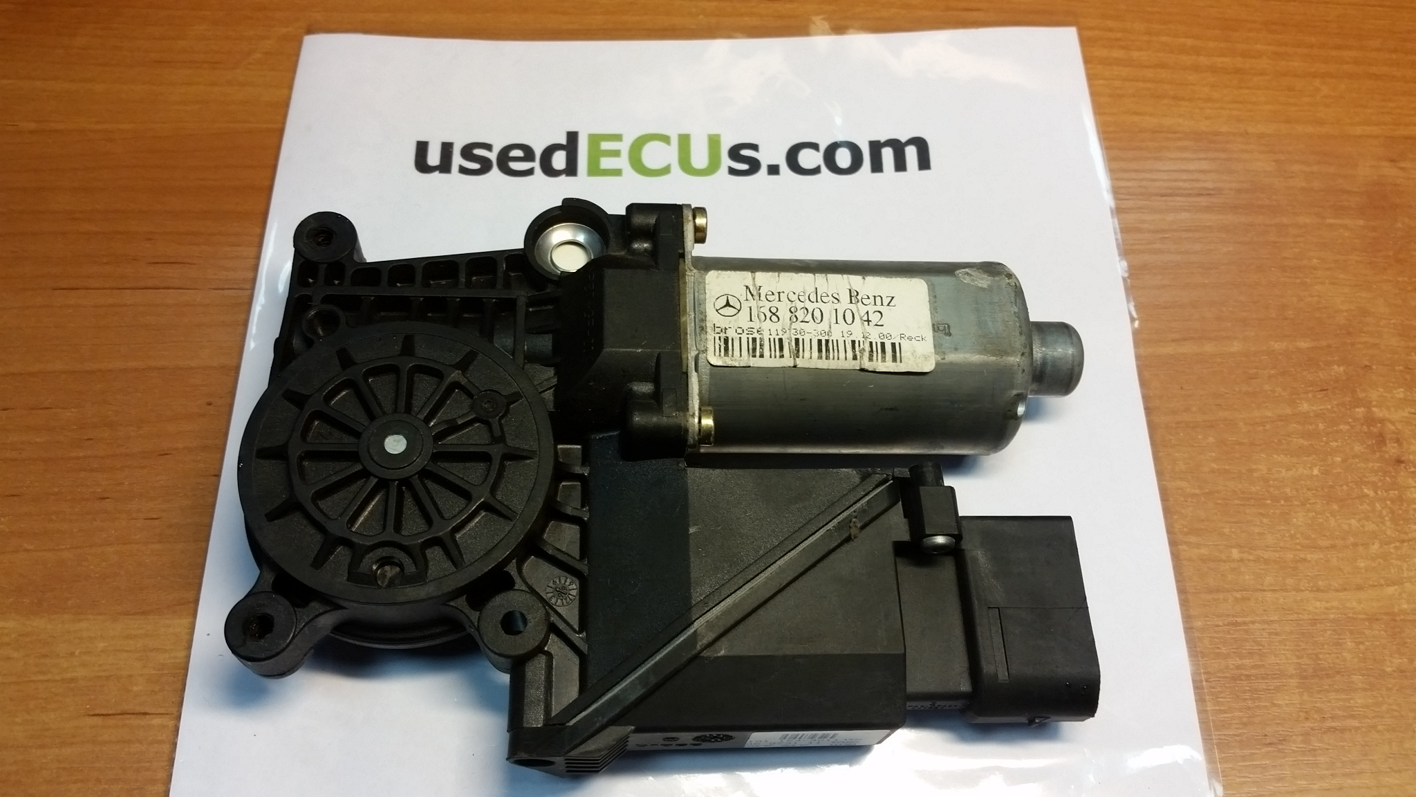 MERCEDES A-CLASS, W168, ELECTRIC WINDOW MOTOR FRONT RIGHT